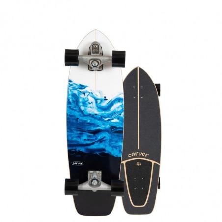 """35.5"""" Tyler Riddler Surfskate"""