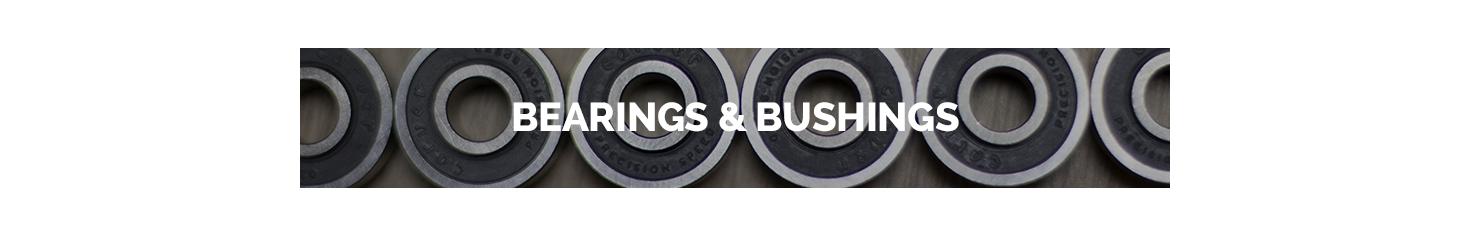 Image Bearings & bushings