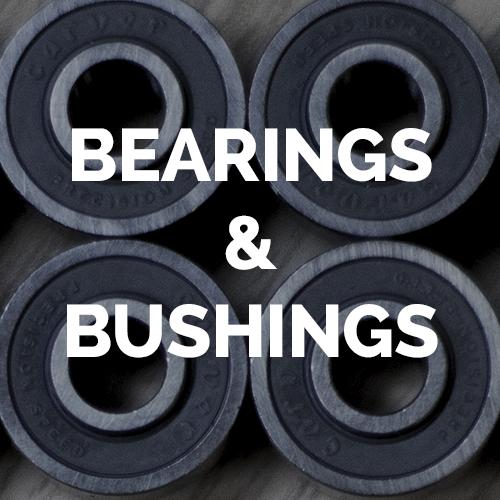 Bearings & bushings